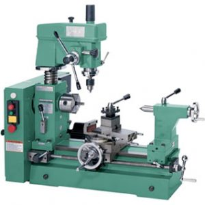 Mill Drill Lathes
