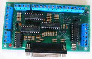 Parallel Port Breakout Boards