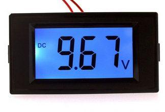 Digital Meters - DC